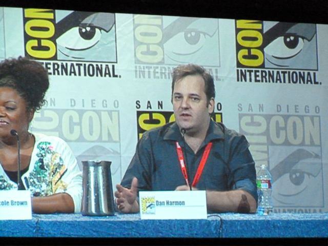 Community Comic Con Panel - Dan Harmon