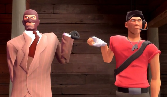 Team Fortress 2 screenshot regarding Valve's Source Filmmaker