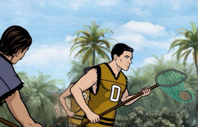 Sterling Archer Lacrosse