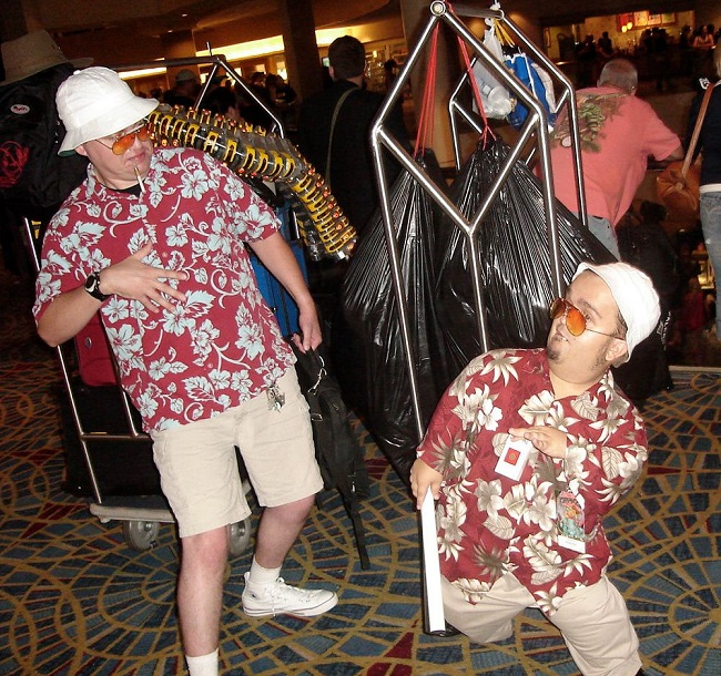 hunter s thompson fear and loathing in las vegas costumes