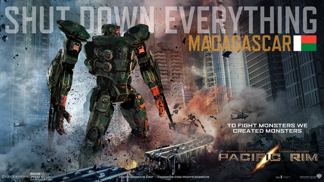 Meme Watch: We Weren't The Only Ones Giving 'Pacific Rim's Robots Improved Jaeger Names