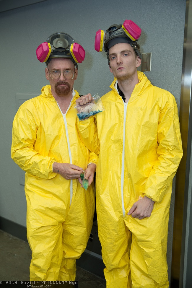 cosplay- breaking bad -walter-white-and-jesse-pinkman-costume-01