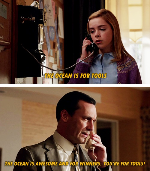 Mad Rock Mashup Of Mad Men And 30 Rock