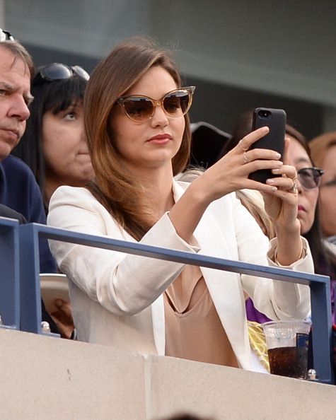 2013 US Open Celebrity Sightings - Day 15