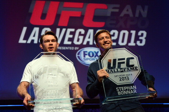 UFC Fan Expo Las Vegas 2013