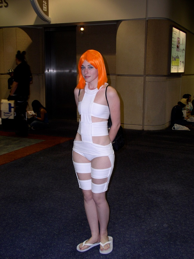 The Fifth Element cosplay costumes