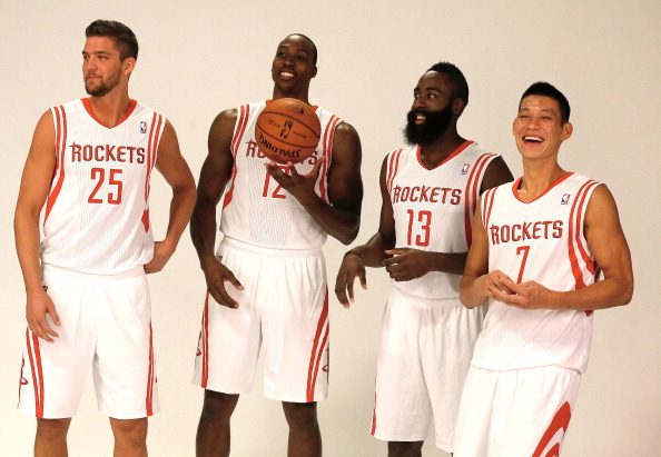 Houston Rockets Media Day