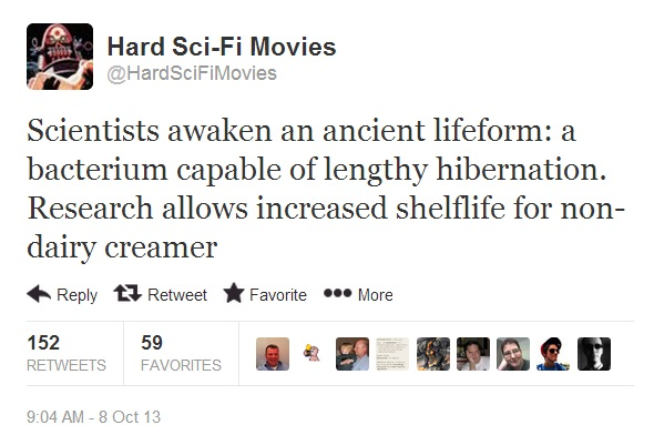 Hard Sci-Fi Movies the-stuff