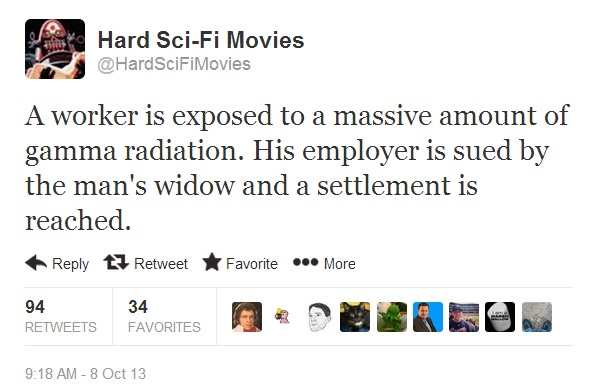Hard Sci-Fi Movies the-hulk